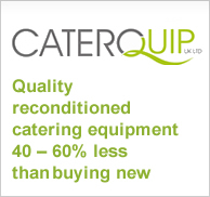 secondhand refurbished catering equipment