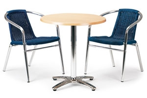 Gopack bistro table and chairs