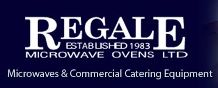 Regale Commercial Catering Microwave Ovens